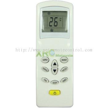 DG11D1-04 HESSTAR AIR CONDITIONING REMOTE CONTROL
