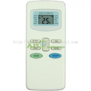 TCL-01B HESSTAR AIR CONDITIONING REMOTE CONTROL