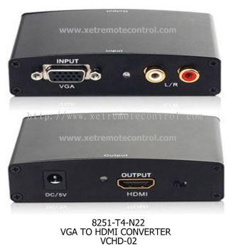 VGA2HD VGA CONVERT TO HDMI CONVERTER