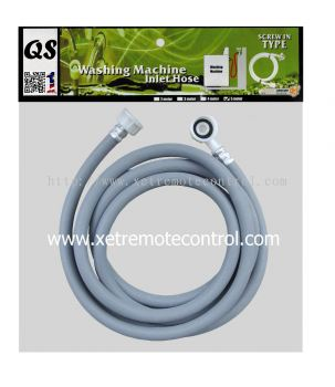 EUROPEAN 5 METER WASHING MACHINE INLET HOSE WM-IH50EU ( 5 meter inlet hose )