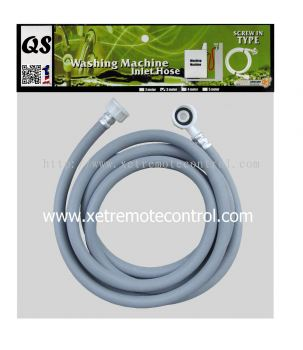 EUROPEAN 3 METER WASHING MACHINE INLET HOSE WM-IH30EU ( 3 meter inlet hose )