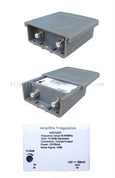 AMPLIFIRE 1 + REGULATION