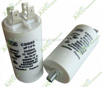 6.0UF 450V WASHING MACHINE CAPACITOR
