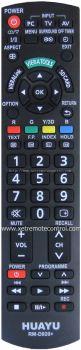 RM-D920+ PANASONIC LCD/LED TV REMOTE CONTROL