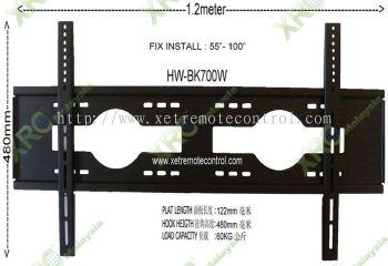 HW-BK700W 55''-100''LCD/LED TV WALL BRACKET