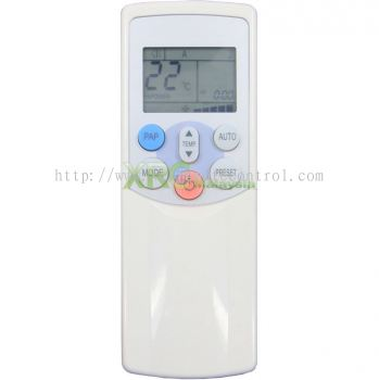 WC-H01JE TOSHIBA AIR CONDITIONING REMOTE CONTROL