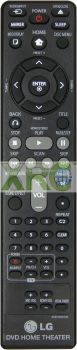 AKB73636108 LG HOME THEATER REMOTE CONTROL