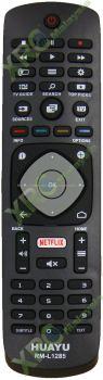 RM-L1285 PHILIPS NETFLIX SMART LCD LED TV REMOTE CONTROL