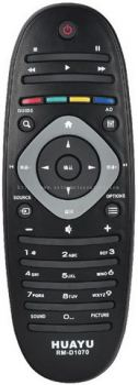RM-D1070 PHILIPS LCD/LED TV REMOTE CONTROL