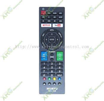 RM-L1346 SHARP NETFLIX SMART LCD LED TV REMOTE CONTROL