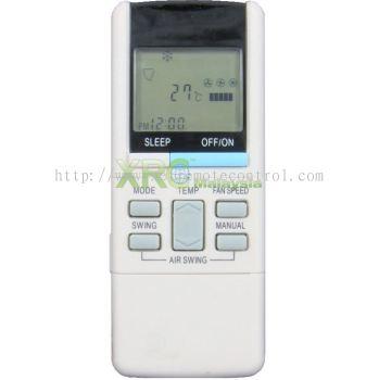 SAC6204 SINGER AIR CONDITIONING REMOTE CONTROL