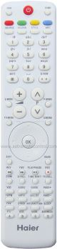 HTR-D20 HAIER LCD/LED TV REMOTE CONTROL