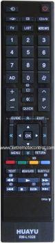 RM-L1028 TOSHIBA LCD/LED TV REMOTE CONTROL