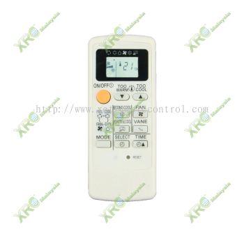 MP02AB MITSUBISHI AIR CONDITIONING REMOTE CONTROL