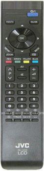 RM-C2503 JVC LCD/LED TV REMOTE CONTROL