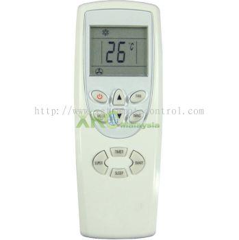 DG11D1-11 MEC AIR CONDITIONING REMOTE CONTROL