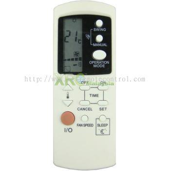 GZ-1005A-E2 TOPAIRE AIR CONDITIONING REMOTE CONTROL