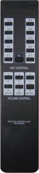 RM-X55MKII BMB KTV AMPLIFIER REMOTE CONTROL