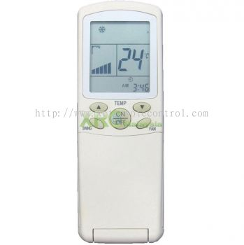 YL-H71 HAIER AIR CONTIONING REMOTE CONTROL