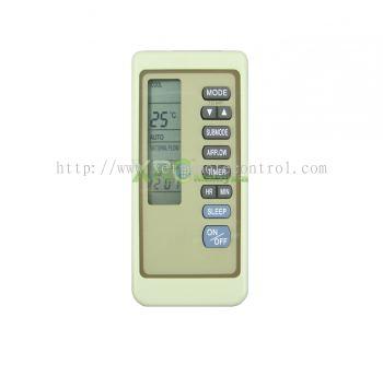 RKN502A010CF MITSUBISHI AIR CONDITIONING REMOT CONTROL
