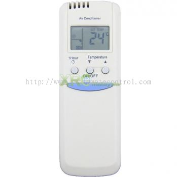 IA-10ST8 i AIR CONDITIONING REMOTE CONTROL