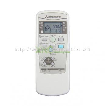 RKX502A001B MITSUBISHI AIR CONDITIONING REMOTE CONTROL