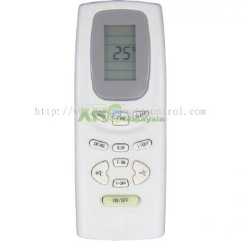 PSW-169 PENSONIC AIR CONDITIONING REMOTE CONTROL