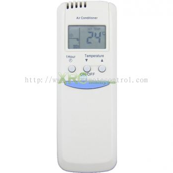 RCS-3S4E SANYO AIR CONDITIONING REMOTE CONTROL