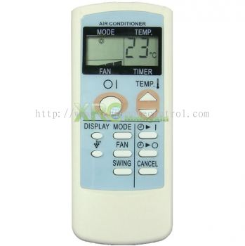 CRMC-A750JBEZ SHARP AIR CONDITIONING REMOTE CONTROL