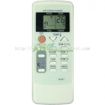 CRMC-A751JBEZ5 SHARP AIR CONDITIONING REMOTE CONTROL