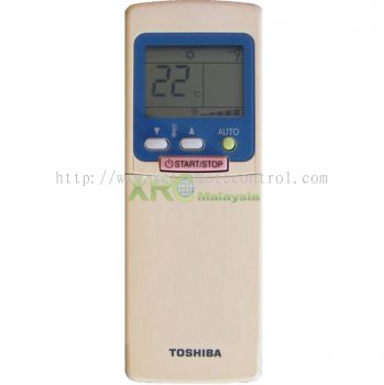 WH-K1UE TOSHIBA AIR CONDITIONING REMOTE CONTROL
