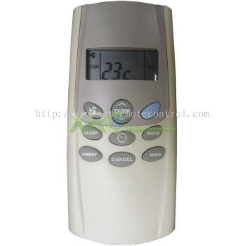 BRC7NU66 DAIKIN AIR CONDITIONING REMOTE CONTROL