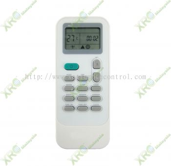 HAC-12VQP HISENSE AIR CONDITIONING REMOTE CONTROL