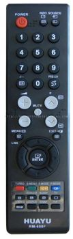 RM-658F SAMSUNG LCD/LED TV REMOTE CONTROL
