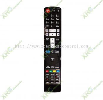 AKB73635401 LG HOME THEATER REMOTE CONTROL