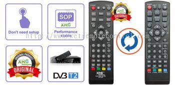 OSUKA DVB-T2 REMOTE CONTROL