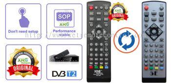 PANASONIC 5E DVB-T2 REMOTE CONTROL