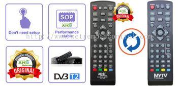 MYTV DVB-T2 REMOTE CONTROL