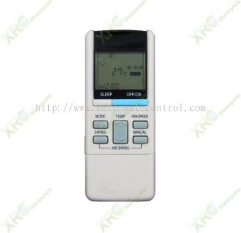 A75C367 NATIONAL AIR CONDITIONING REMOTE CONTROL