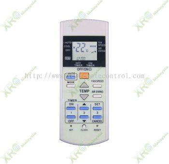 CS-PC12QKH PANASONIC AIR CONDITIONING REMOTE CONTROL