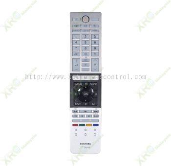 CT-90444 TOSHIBA 3D LED TV REMOTE CONTROL