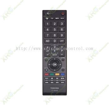 CT-90448 TOSHIBA LED TV REMOTE CONTROL