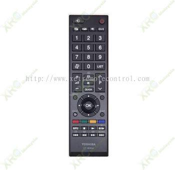 CT-90454 TOSHIBA LED TV REMOTE CONTROL