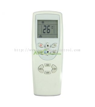 DG11D1-11 ELBA AIR CONDITIONING REMOTE CONTROL