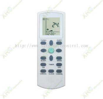FTV50PV1 DAIKIN AIR CONDITIONING REMOTE CONTROL
