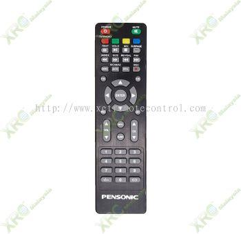 PLED-4311T PENSONIC LED TV REMOTE CONTROL