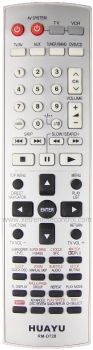 RM-D728 PANASONIC HOME THEATER REMOTE CONTROL
