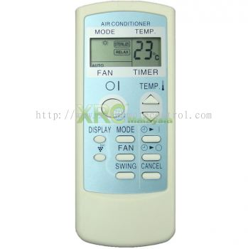 CRMC-A730JBEZ SHARP AIR CONDITIONING REMOTE CONTROL