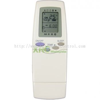 REL-0601ML CARRIER AIR CONDITIONING REMOTE CONTROL