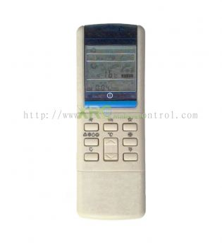 A75C567 NATIONAL AIR CONDITIONING REMOTE CONTROL